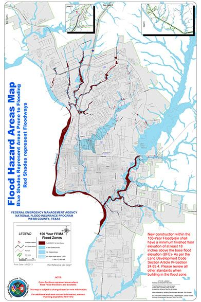 flood plain map floodplain management