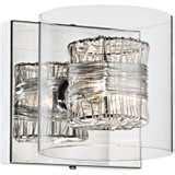 possini euro design wrapped wire 56 wide bathroom light possini euro design wrapped wire 47 3 4 quot wide bathroom