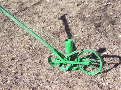 Planet Jr Planter by Planet Jr Seeder Yesterday S Tractors