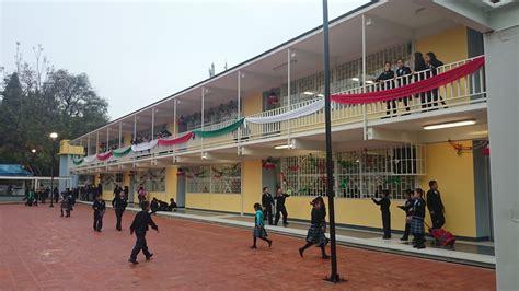 pluris de primaria se abren hoy en sucre escuela primaria 21 de agosto cuenta ahora con mejor