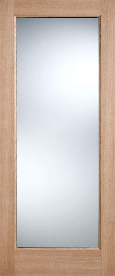 Thermal Front Doors Alsace Glazed Thermal External Oak Door