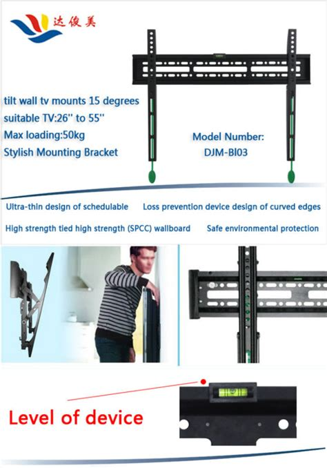 height to place tv on wall lcd smart led tv wall mount for 32 inch screen hanging