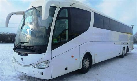 used scania irizar scania pb 1537 15m 67 2 2011 coach year