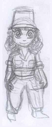 Sketches D Algerie chibi algeria sketch by undryable on deviantart