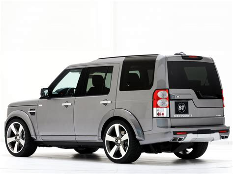 land rover discovery modified startech land rover discovery 4 suv cars modified 2011