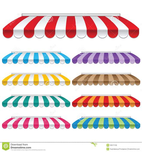 Store Awnings Prices Awning Royalty Free Stock Images Image 33571159