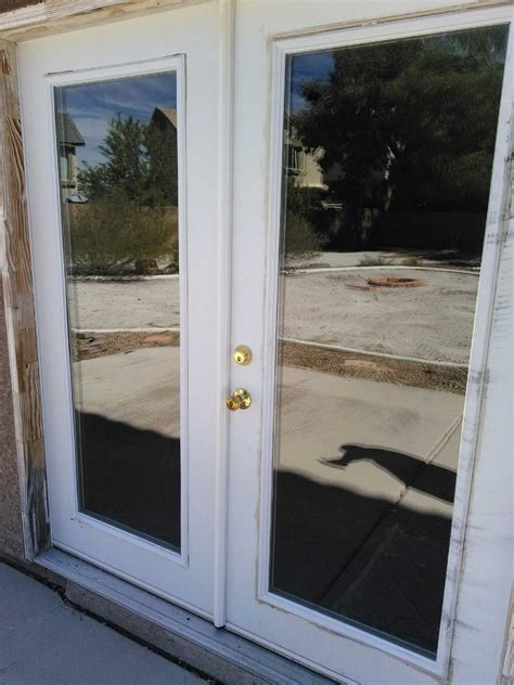 doors with side windows replace sliding door glass
