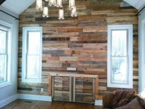 Wainscoting Spacing - pallet wall for living room