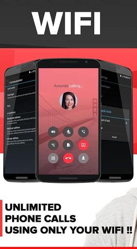 free wifi calling android unlimited free wifi calls for android by flash alert color inc appszoom