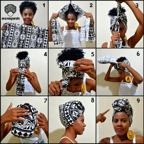 tutorial turbante africano tutorial de turbante etnic black tutorial de turbante