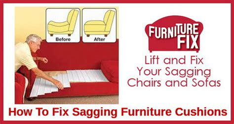 Sinking Sofa Fix by How To Fix Sagging Furniture Cushions Us3
