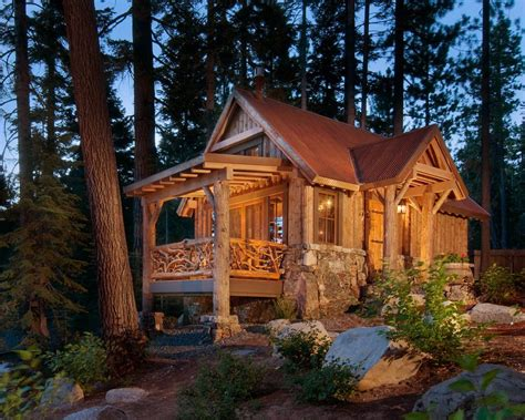 Small Country Cottage Plans by Rustic Small Cabin Exterior Rustic With Small Space Wood