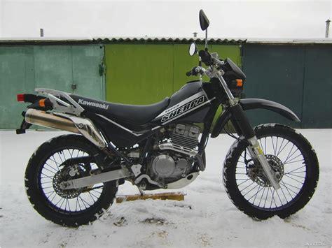 2009 Kawasaki Super Sherpa motorcycle review @ Top Speed