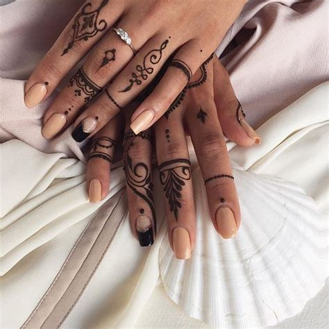 henna tattoo hand finger best 25 finger tats ideas on flower finger