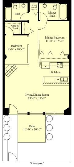 University Commons Chicago Floor Plans | 28 university commons chicago floor plans