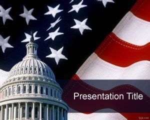 usa powerpoint template usa powerpoint templates