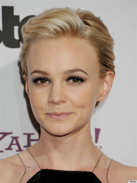 formal comb back pixie cut carey mulligan hairstyle hairstyles 15 pixie haircuts that will make you rethink miley s hair
