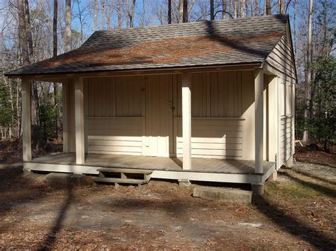 Pocahontas State Park Cabins by Historic Ccc Cabins Make The C