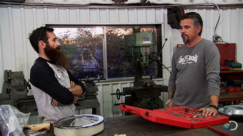 Who Left Gas Monkey Garage find out the reasons why aaron kaufman left gas monkey s
