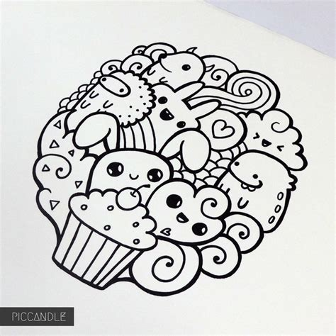 Sketches And Doodles by Just A Doodle 25k Subscribers On By Piccandle