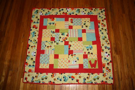 Disappearing 9 Patch Baby Quilt Pattern by Two Disappearing Nine Patch Baby Quilts Nesting Squared