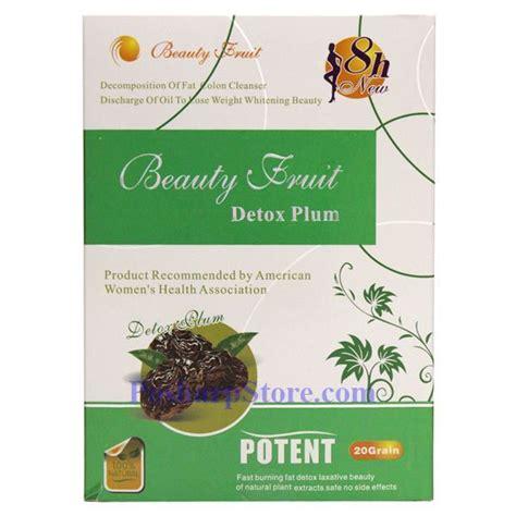 Detox Fruit Asian by Fruit Detox Plum