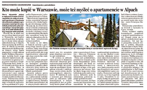 can you buy an apartment if you can buy in warsaw you can also buy an apartment in