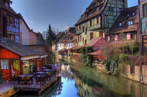 colmar france colmar most beautiful city in europe