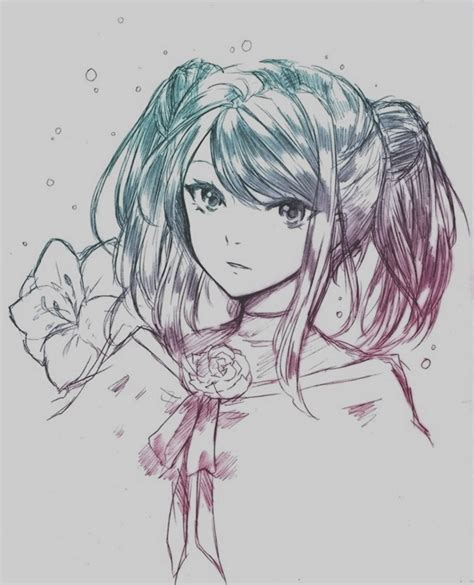 Anime Drawer by 40 Amazing Anime Drawings And Faces Bored