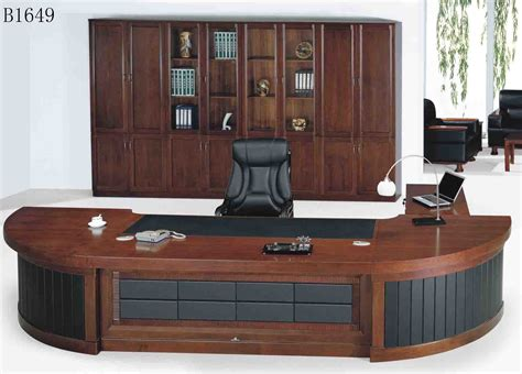 China Office Furniture Executive Desk B1649 China Office Home Executive Office Furniture