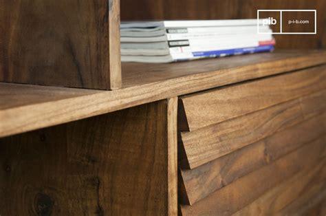 console mobile mobile console stockholm legno acacia durevole stabile pib