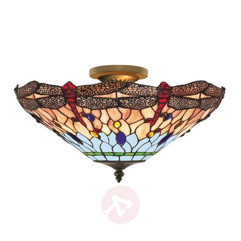 style dragonfly l plafonnier dragonfly de style 8570405