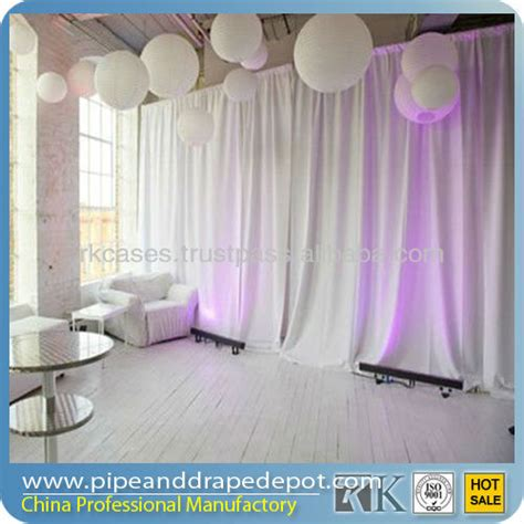 wall drapes for parties hot selling party decoration wall drapes and pipe buy