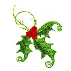 christmas designs free xmas embroidery designs christmas holly embroidery