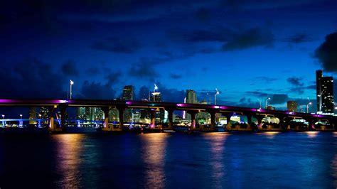 miami wallpapers  city skyline   beach