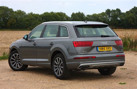 Review Of Audi Q7 by Audi Q7 Review Summary Parkers