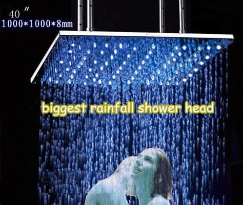 Bath And Shower Fixtures shower heads product categories waterfall showerhead