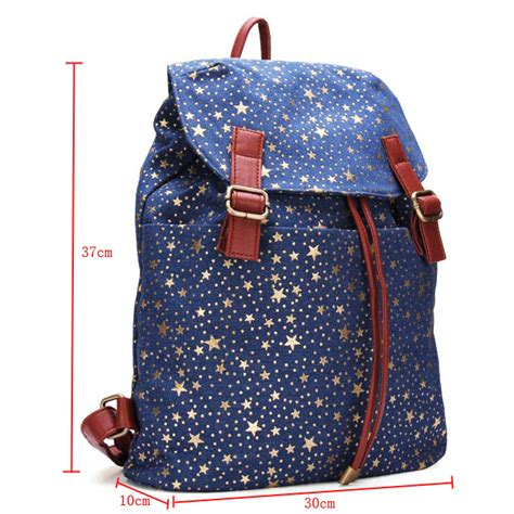 Backpack Fashion Motif Belt B3323 canvas preppy style pattern belt decorated backpack us 27 99 sold out