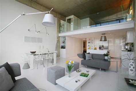 loft design ideas contemporary luxury london loft digsdigs