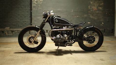 Motorrad Classic Look by Spirit Lake Cycles Brings A New Look To Vintage Bmw Bikes