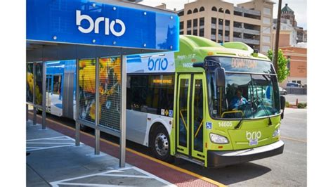 brio el paso sun metro and lan celebrate opening of rapid transit