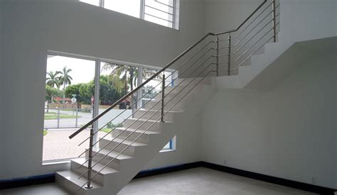 Replacing Banisters Stairs Glass Railings Stainless Railings Wood