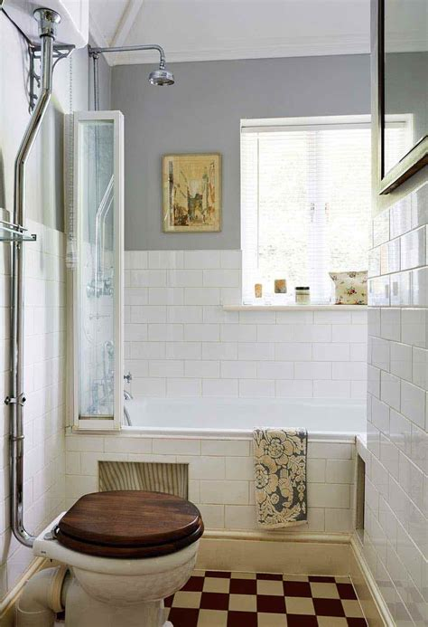 bathroom victorian style 8 small but beautiful bathrooms period living