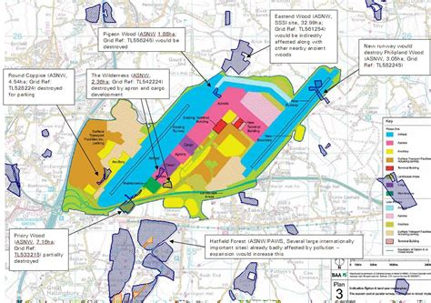Stansted Airport Expansion Threat To Planet an obvious for aviation expansion woodland matters