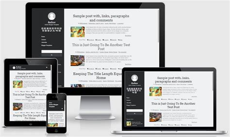 author blogger template newbloggerthemes com