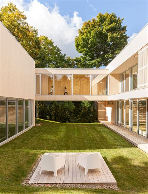 designboom home designboom atelier pierre thibault connects expansive