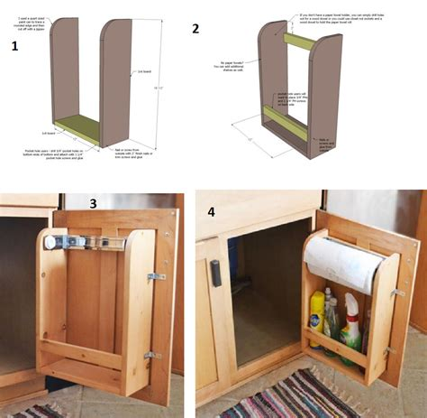the cabinet door organizer amazing creativity how to a kitchen cabinet door