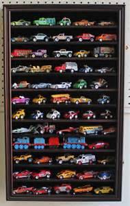Hot Wheels / Matchbox Car Display Case, with door Display