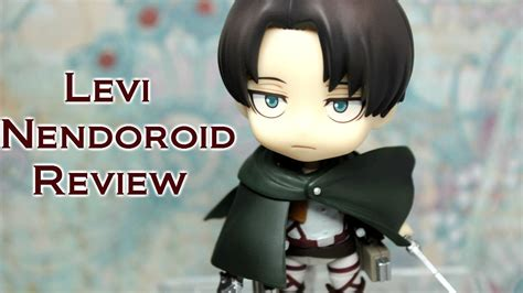 Nendoroid Levi 390 Attack On Titan Bib levi nendoroid review attack on titan nendoroid 390