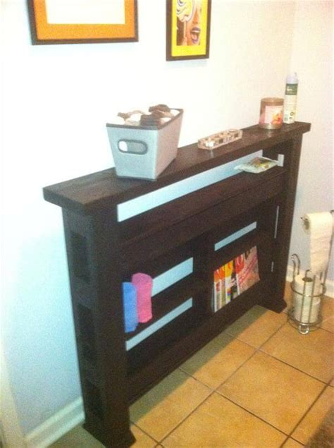 Pallet Console Table Diy Chic Pallet Console Table 101 Pallets